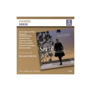 Handel ヘンデル / 『セルセ』全曲 ウィリアム・クリスティ & レザール・フロリサン、アンネ・ゾフィー・フォ|hmv