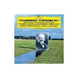 Tchaikovsky チャイコフスキー / 交響曲第1番『冬の日の幻想』、スラヴ行進曲、他 ヘルベルト・フォン・カラヤ