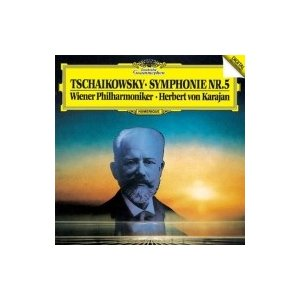 Tchaikovsky チャイコフスキー / 交響曲第5番 ヘルベルト・フォン・カラヤン& ウィーン・フィル  〔Hi Quality CD〕