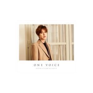 SUPER JUNIOR-KYUHYUN (キュヒョン) / ONE VOICE (CD+LIVE DVD)(スマプラ対応)  〔CD〕