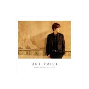 SUPER JUNIOR-KYUHYUN (キュヒョン) / ONE VOICE (CD+DVD)(スマプラ対応)  〔CD〕