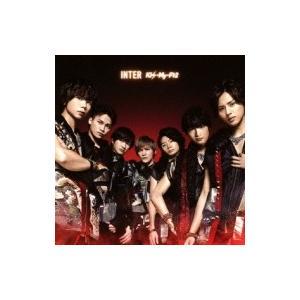 Kis-My-Ft2 キスマイフットツー / INTER [Tonight  /  君のいる世界  /  SEVEN WISHES] 【初回生産限定盤A】(+DVD)  〔CD Maxi〕
