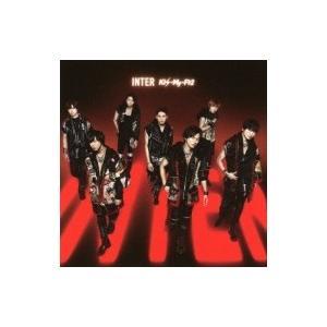 Kis-My-Ft2 キスマイフットツー / INTER [Tonight  /  君のいる世界  /  SEVEN WISHES]  〔CD Maxi〕