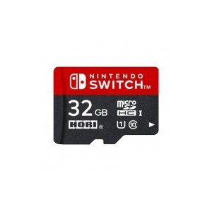 Game Accessory (Nintendo Switch) / マイクロSDカード 32GB for Nintendo Switch  〔GAME〕|hmv