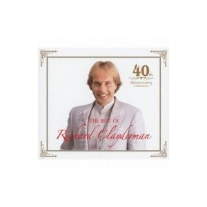 Richard Clayderman リチャードクレイダーマン / デビュー40周年記念ベスト  国内盤 〔CD〕|hmv