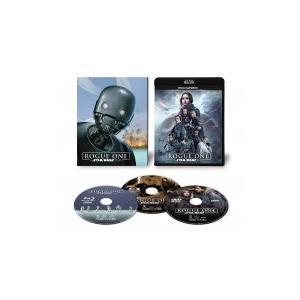 ローグ・ワン/スター・ウォーズ・ストーリー MovieNEX(初回版) [ブルーレイ+DVD] 〔BLU-RAY DISC〕