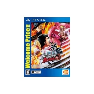 Game Soft (PlayStation Vita) / 【PS Vita】ONE PIECE BURNING BLOOD Welcome Price!!  〔GAME〕|hmv