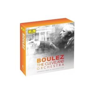 Box Set Classical / ピエール・ブーレーズ&クリーヴランド管弦楽団、DG録音集(8CD) 輸入盤 〔CD〕 hmv