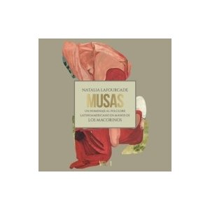 Natalia Lafourcade ナタリアラフォルカデ / Musas (Un Homenaje Al Folclore Latinamerica En) 輸入盤 〔CD〕