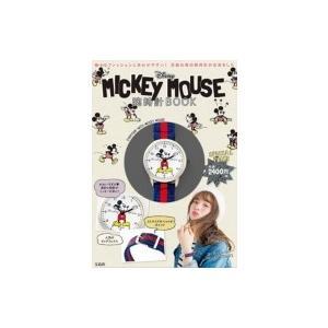 Disney MICKEY MOUSE 腕時計BOOK  / 書籍  〔ムック〕|hmv