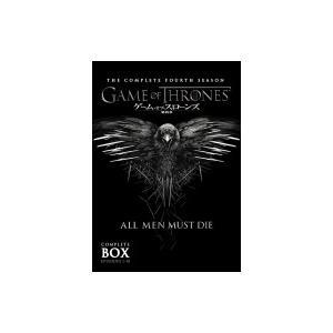 ゲーム・オブ・スローンズ 第四章: 戦乱の嵐-後編- DVDセット(5枚組)  〔DVD〕|hmv