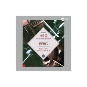 Berg ベルク / 弦楽四重奏曲、抒情組曲 アルバン・ベルク四重奏団  〔Hi Quality CD〕 hmv