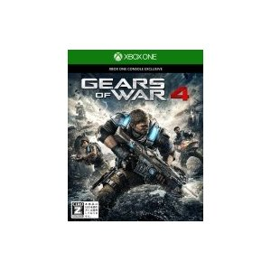 Game Soft (Xbox One) / Gears of War 4  〔GAME〕|hmv