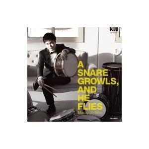 Percussion Classical / 『スネアは唸り、そして飛翔する』 新野将之(スネアドラム) 国内盤 〔CD〕 hmv