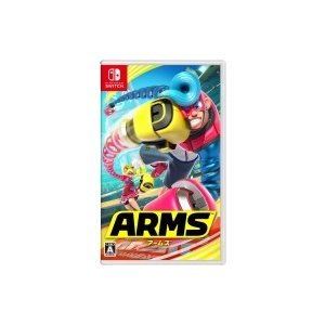 Game Soft (Nintendo Switch) / ARMS  〔GAME〕