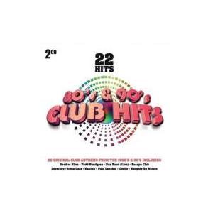 オムニバス(コンピレーション) / 80's  &  90's Club Hits 輸入盤 〔CD〕 hmv