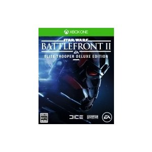 Game Soft (Xbox One) / 【Xbox One】Star Wars バトルフロント II :  Elite Trooper Deluxe Edition  〔GAME〕|hmv