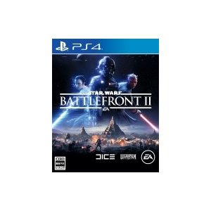 Game Soft (PlayStation 4) / 【PS4】Star Wars バトルフロント II  〔GAME〕|hmv