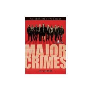 MAJOR CRIMES 〜重大犯罪課〜 <フィフス・シーズン> コンプリート・ボックス  〔DVD〕|hmv