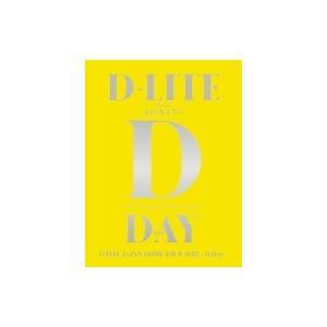 D-LITE (from BIGBANG) / D-LITE JAPAN DOME TOUR 2017 〜D-Day〜 (3DVD+2CD)  〔DVD〕|hmv