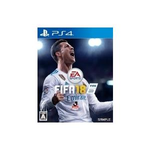 Game Soft (PlayStation 4) / 【PS4】FIFA 18  〔GAME〕|hmv