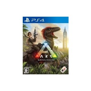 Game Soft (PlayStation 4) / ARK:  Survival Evolved  〔GAME〕|hmv