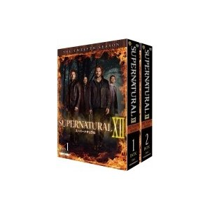SUPERNATURAL XII <トゥエルブ・シーズン>DVD コンプリート・ボックス(12枚組)  〔DVD〕|hmv