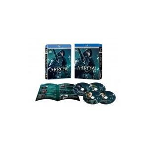 ARROW / アロー <フィフス・シーズン>ブルーレイ コンプリート・ボックス(4枚組)  〔BLU-RAY DISC〕|hmv