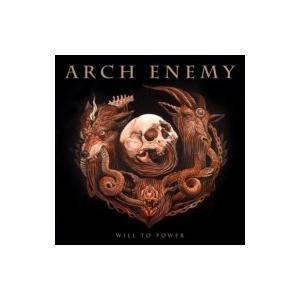 Arch Enemy アークエネミー / Will To Power 国内盤 〔CD〕|hmv