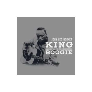 John Lee Hooker ジョンリーフッカー / King Of The Boogie  輸入盤 〔CD〕|hmv