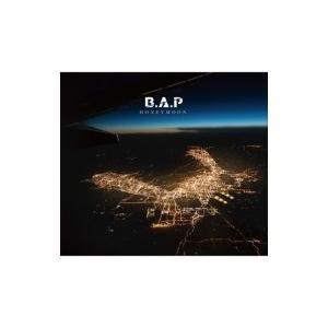 B.A.P / HONEYMOON 【初回限定盤A】 (CD+DVD)  〔CD Maxi〕|hmv