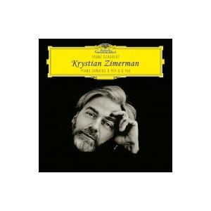 Schubert シューベルト / ピアノ・ソナタ第21番、第20番 クリスティアン・ツィマーマン 輸入盤 〔CD〕