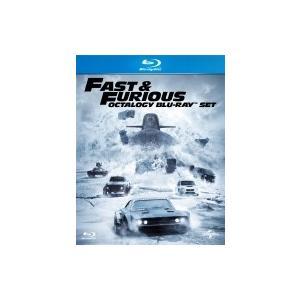 ワイルド・スピード オクタロジー Blu-ray SET <初回生産限定> 〔BLU-RAY DISC〕