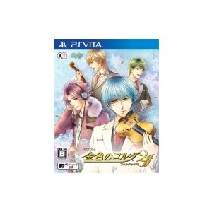 Game Soft (PlayStation Vita) / 金色のコルダ2 ff  〔GAME〕|hmv