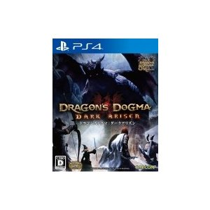 Game Soft (PlayStation 4) / ドラゴンズドグマ:  ダークアリズン  〔GAME〕|hmv