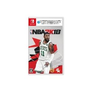 Game Soft (Nintendo Switch) / 【Nintendo Switch】NBA 2K18  〔GAME〕|hmv