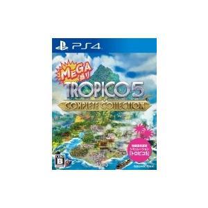 Game Soft (PlayStation 4) / MEGA 盛り トロピコ5 コンプリート コレクション  〔GAME〕|hmv