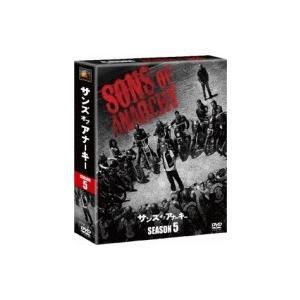 サンズ・オブ・アナーキー シーズン5 SEASONS コンパクト・ボックス  〔DVD〕 hmv