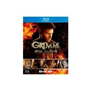 GRIMM / グリム シーズン5 BD-BOX  〔BLU-RAY DISC〕|hmv