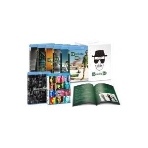 ブレイキング・バッド ブルーレイ BOX 全巻セット復刻版  〔BLU-RAY DISC〕|hmv