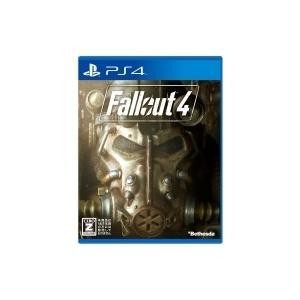 Game Soft (PlayStation 4) / Fallout 4(新価格版)  〔GAME〕|hmv