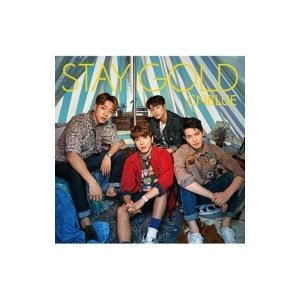 CNBLUE シーエヌブルー / STAY GOLD 【初回限定盤B】 (CD+DVD)  〔CD〕|hmv