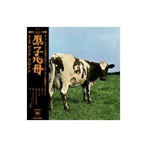 Pink Floyd ピンクフロイド / Atom Heart Mother:  原子心母 【紙ジャケット仕様 / 完全生産限定盤】 国内盤 〔CD〕|hmv