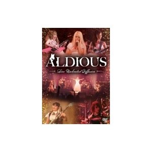 Aldious アルディアス / 『Live Unlimited Diffusion』 〔DVD〕