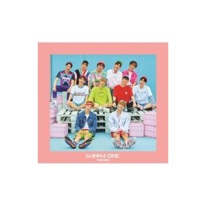 Wanna One / 「1×1=1(TO BE ONE)」(Pink Ver.) -JAPAN EDITION- (CD+DVD)  〔CD〕|hmv