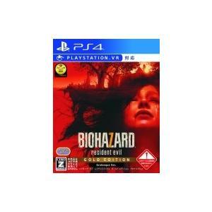Game Soft (PlayStation 4) / バイオハザード7 レジデント イービル ゴールド エディション グロテスクバージョン|hmv