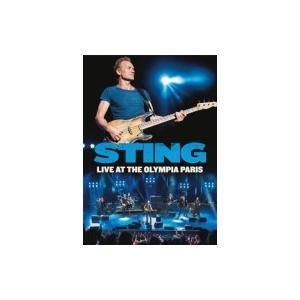 Sting スティング / Live At The Olympia Paris  〔DVD〕|hmv