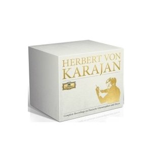 Karajan カラヤン / ヘルベルト・フォン・カラヤン DG、DECCA録音全集(330CD+24DVD+2ブルーレイ・オーディオ)