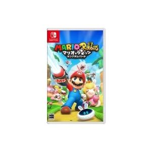Game Soft (Nintendo Switch) / マリオ+ラビッツ キングダムバトル ※発売日以降入荷分 〔GAME〕
