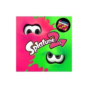 ゲーム ミュージック  / 『Splatoon2 ORIGINAL SOUNDTRACK -Splatune2-』【2CD 初回仕様限定盤】 国内盤 〔CD〕|hmv